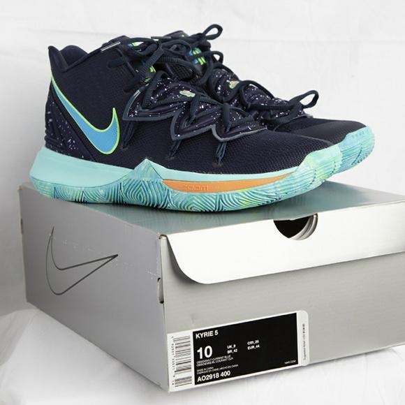 Nike Shoes   Nike Kyrie 5 Obsidian Blue